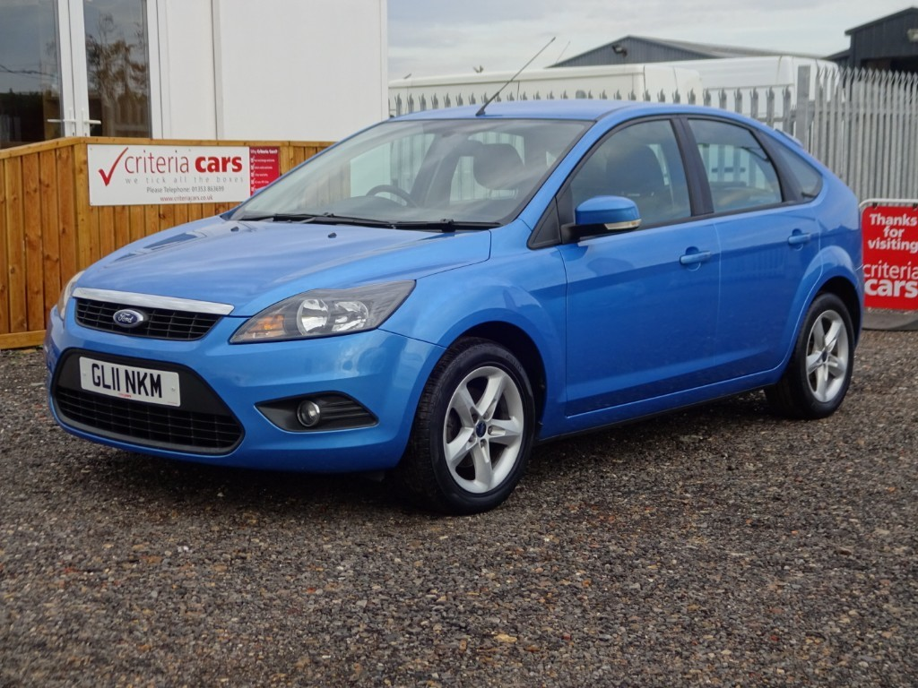 Used ford focus for sale cambridgeshire