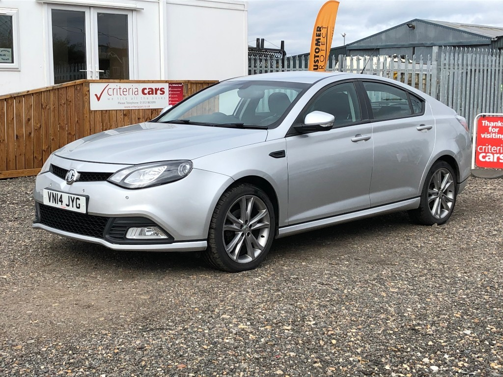 Used Mg Mg6 For Sale In Ely Cambridgeshire Criteria Cars
