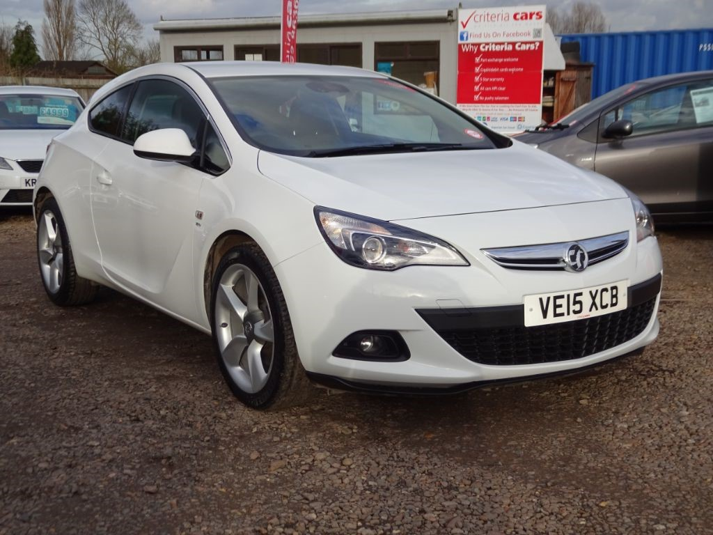 used white vauxhall astra gtc for sale cambridgeshire. Black Bedroom Furniture Sets. Home Design Ideas