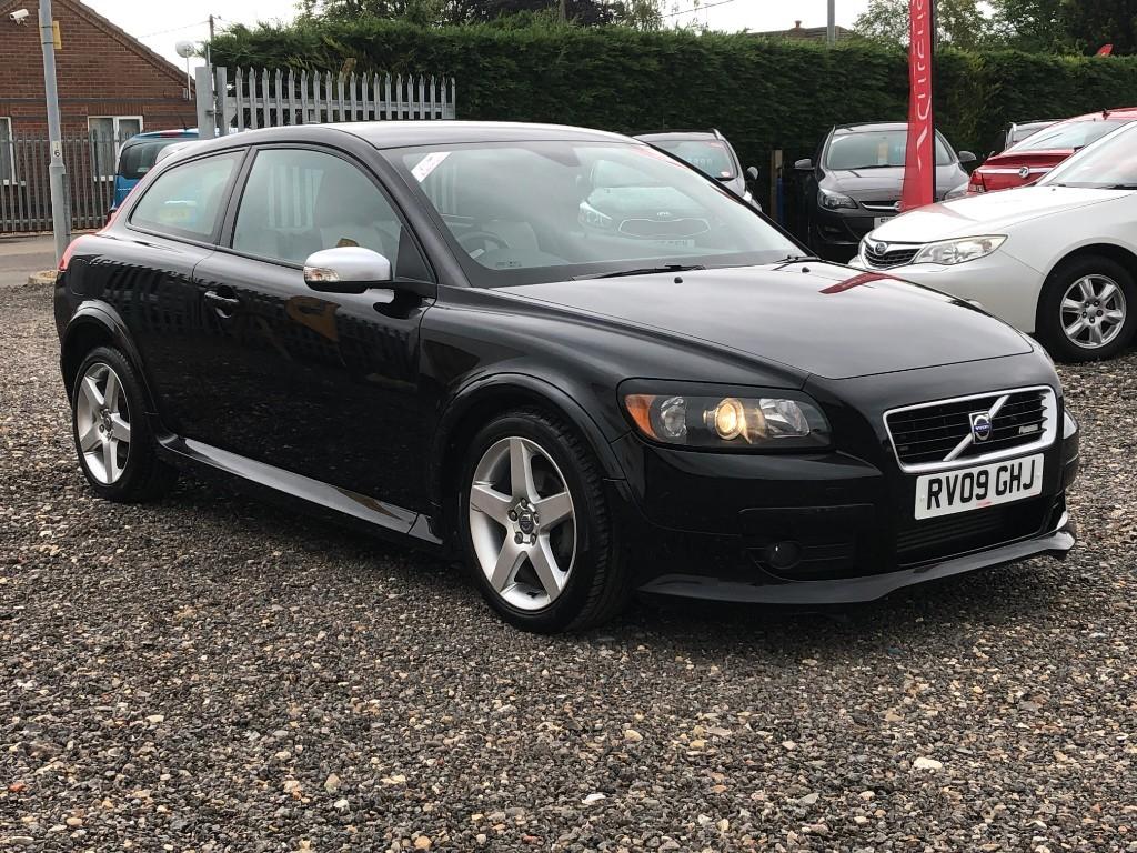 Volvo C30 For Sale >> Used Black Volvo C30 For Sale Cambridgeshire