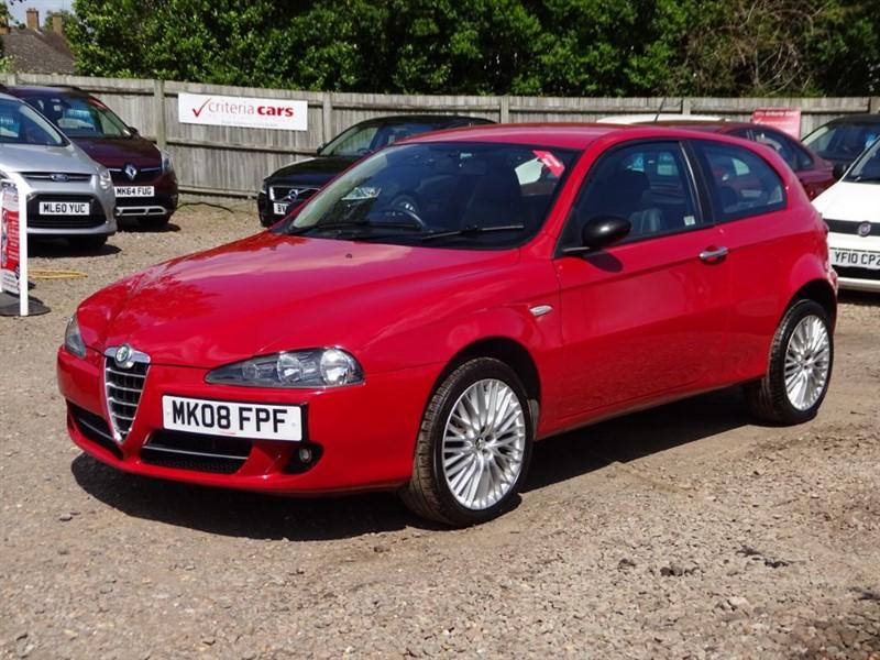 used Alfa Romeo 147 JTDM 8V TURISMO in cambridgeshire-for-sale