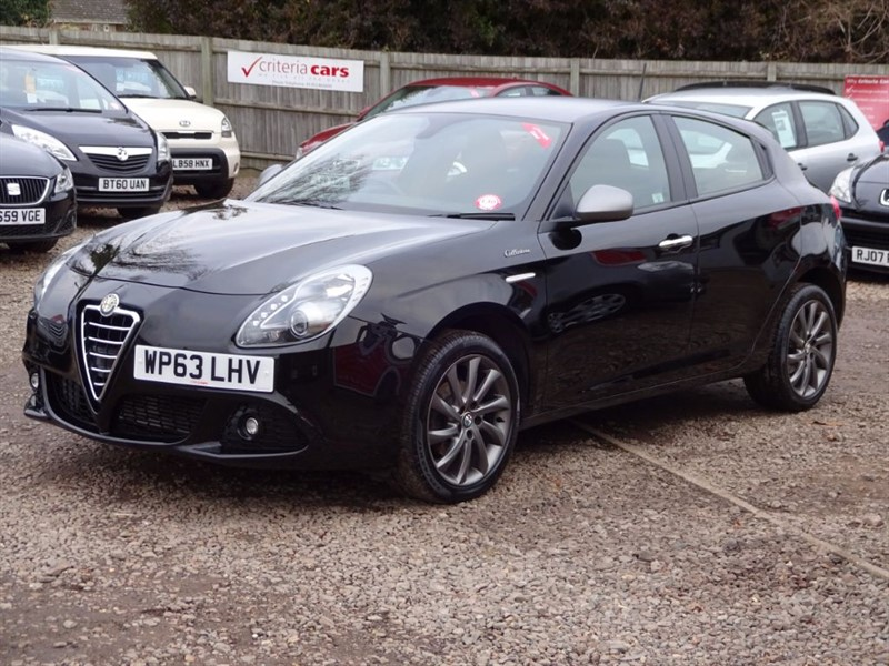 used Alfa Romeo Giulietta JTDM-2 COLLEZIONE SPECIAL EDITION in cambridgeshire-for-sale