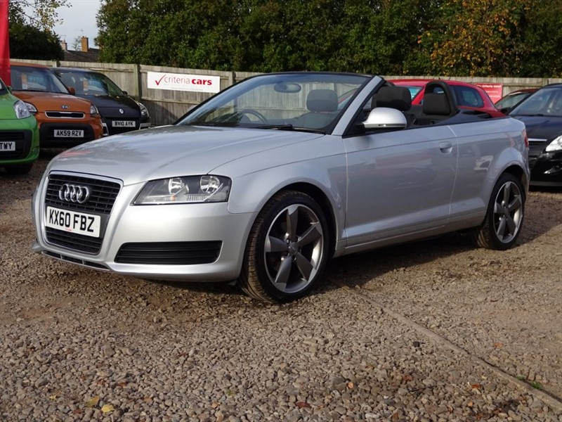 used Audi A3 TFSI TECHNIK in cambridgeshire-for-sale