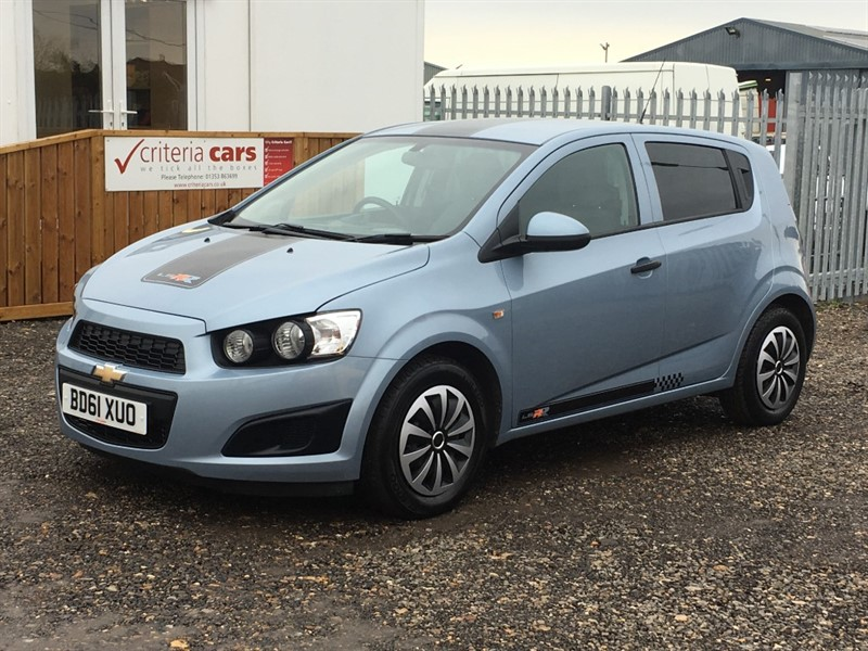 used Chevrolet Aveo LS in cambridgeshire-for-sale