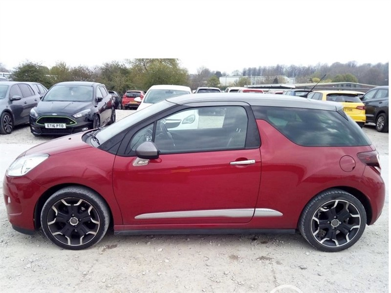 used Citroen DS3 DSTYLE PLUS in cambridgeshire-for-sale