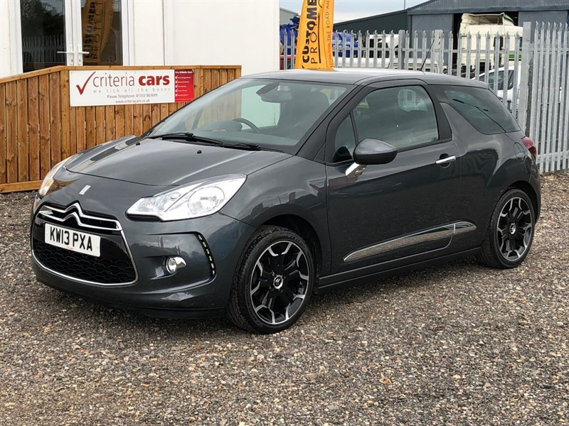 used Citroen DS3 DSTYLE PLUS used cars Ely, Cambridge in cambridgeshire-for-sale