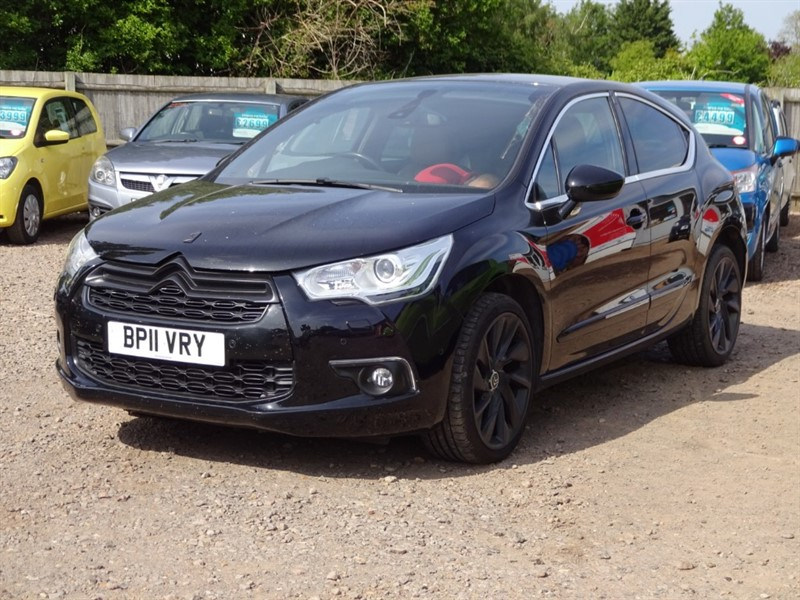 used Citroen DS4 THP DSPORT in cambridgeshire-for-sale