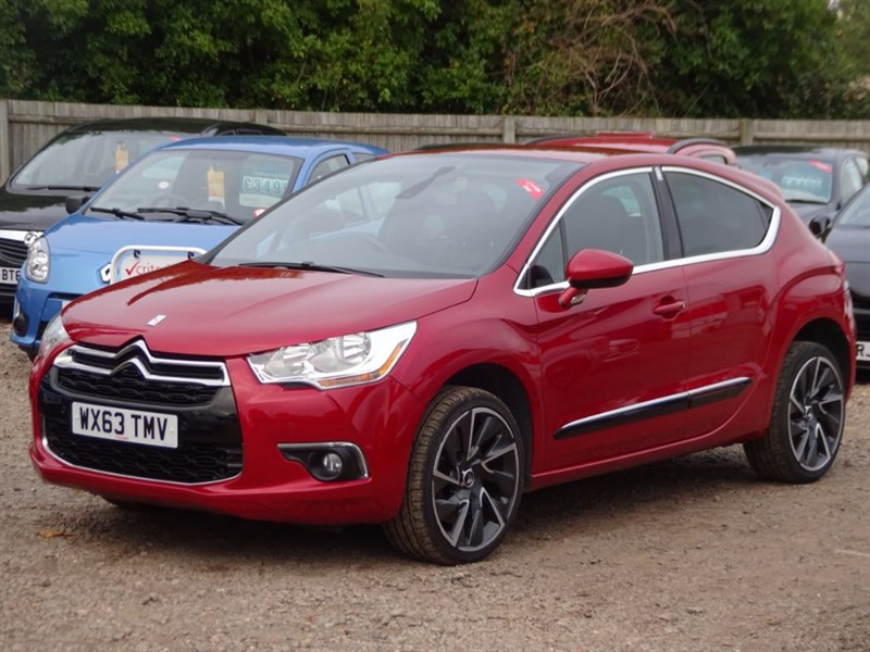 used Citroen DS4 HDI DSPORT in cambridgeshire-for-sale