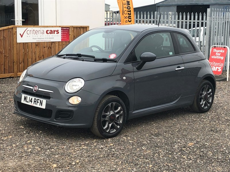 used Fiat 500 S in cambridgeshire-for-sale