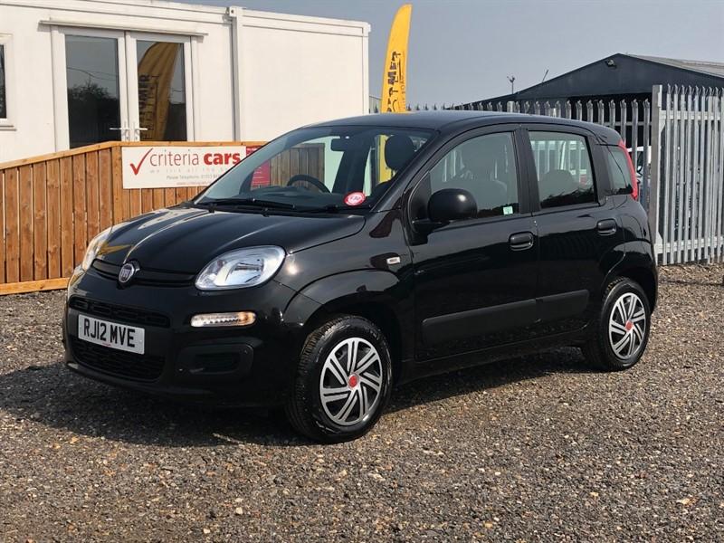 used Fiat Panda POP in cambridgeshire-for-sale