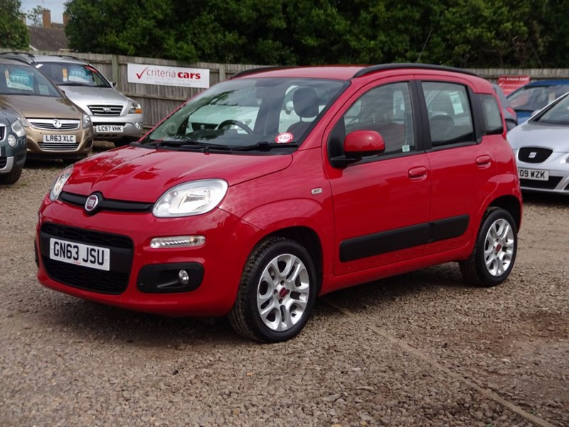 used Fiat Panda LOUNGE in cambridgeshire-for-sale