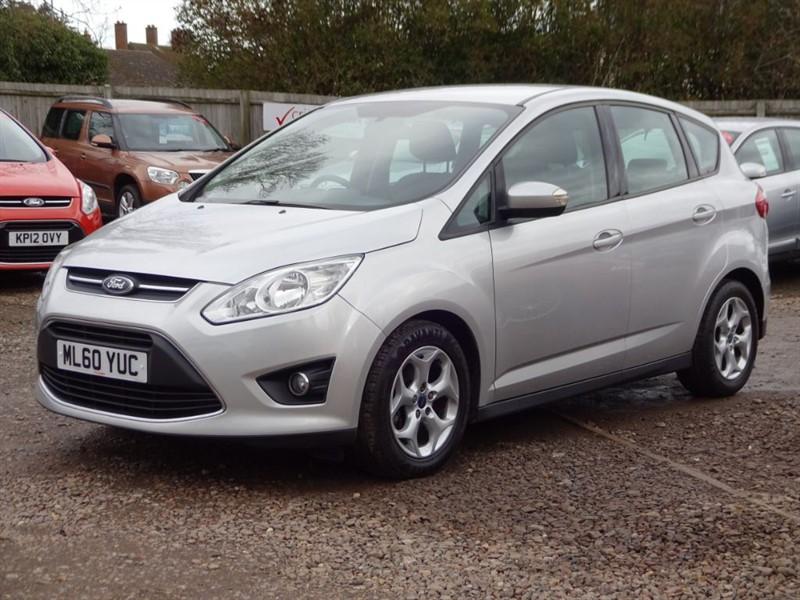 used Ford C-Max ZETEC in cambridgeshire-for-sale