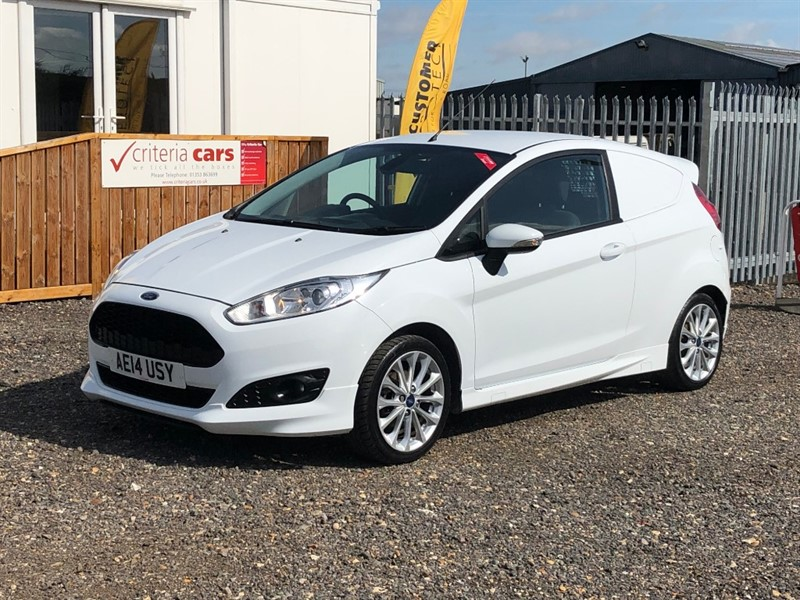 used Ford Fiesta SPORT TDCI  *NO VAT* in cambridgeshire-for-sale