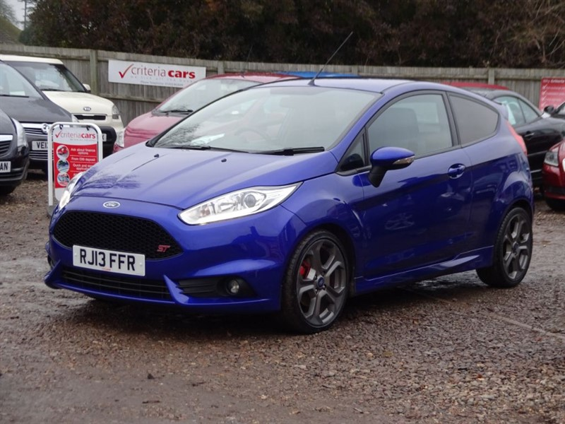 used Ford Fiesta ST-2 in cambridgeshire-for-sale