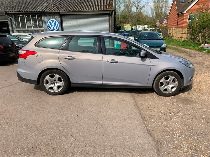 used Ford Focus EDGE in cambridgeshire-for-sale