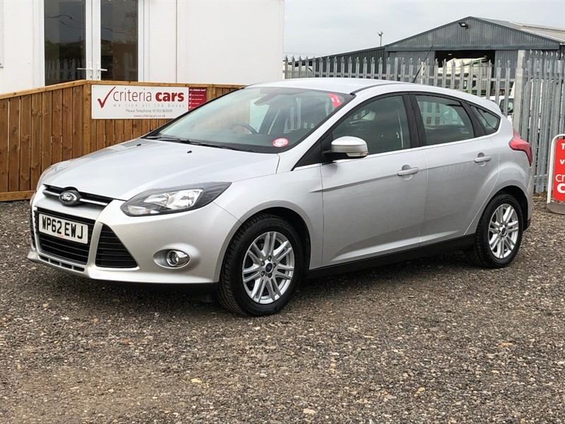 used Ford Focus TITANIUM TDCI in cambridgeshire-for-sale