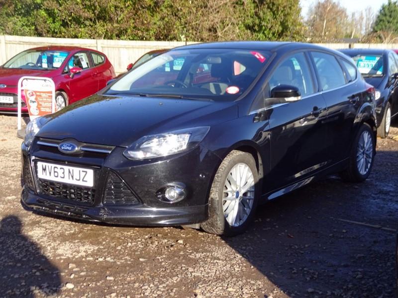 used Ford Focus ZETEC S TDCI in cambridgeshire-for-sale