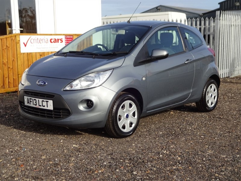 used Ford KA EDGE in cambridgeshire-for-sale