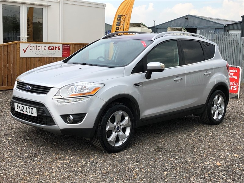 used Ford Kuga TITANIUM X TDCI used cars Ely, Cambridge in cambridgeshire-for-sale