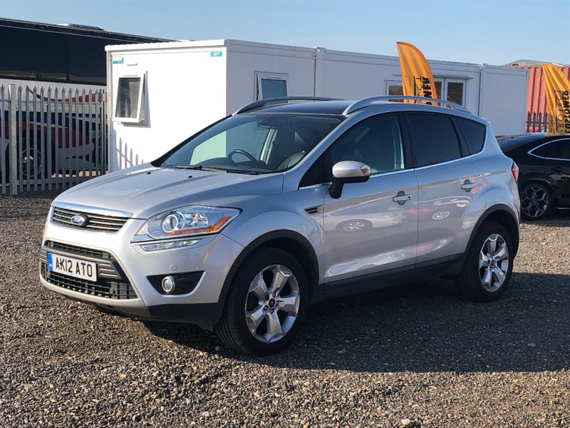 used Ford Kuga TITANIUM X TDCI in cambridgeshire-for-sale