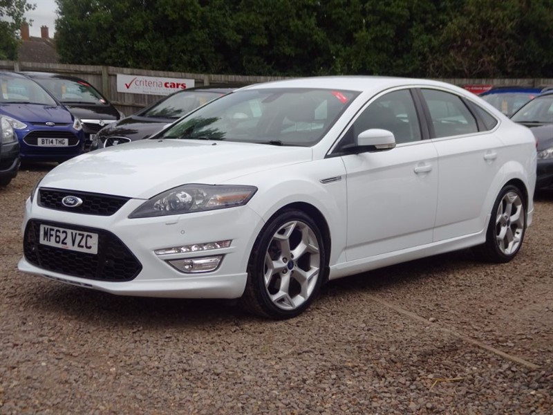used Ford Mondeo TITANIUM X SPORT TDCI in cambridgeshire-for-sale