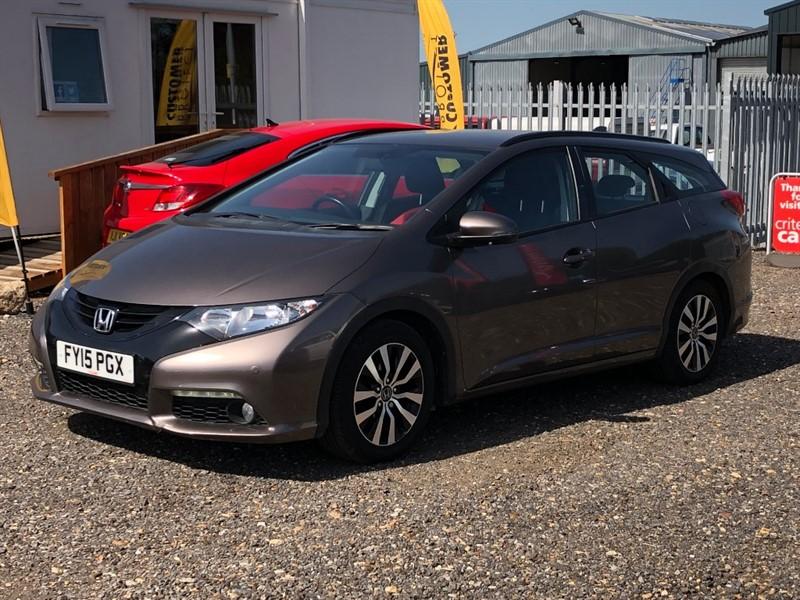 used Honda Civic I-DTEC SE PLUS TOURER in cambridgeshire-for-sale