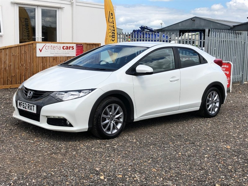 used Honda Civic I-VTEC ES used cars Ely, Cambridge in cambridgeshire-for-sale