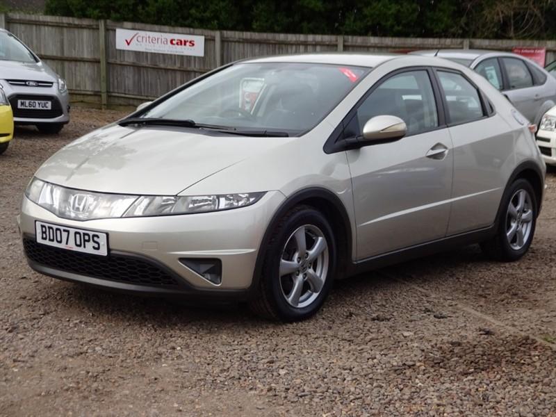 used Honda Civic SE I-CTDI in cambridgeshire-for-sale