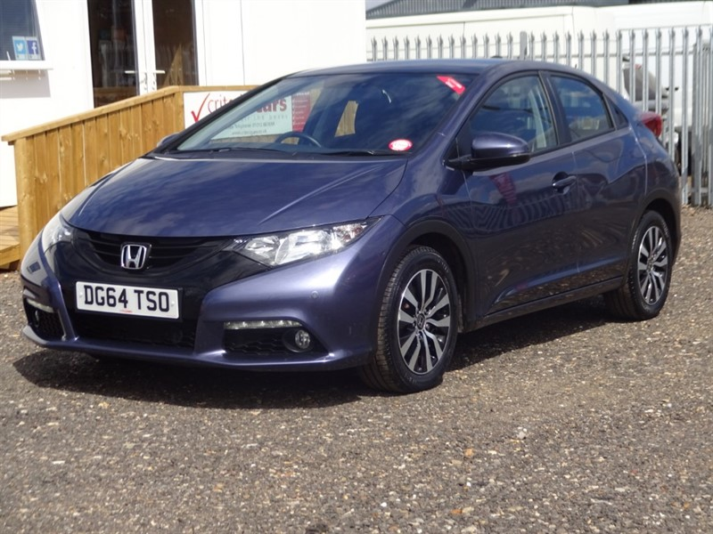 used Honda Civic I-DTEC SE PLUS in cambridgeshire-for-sale