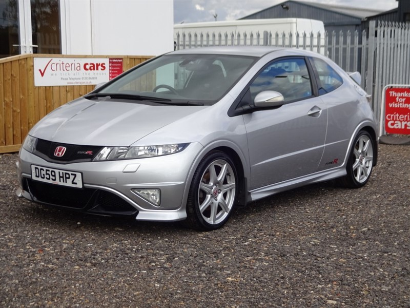 used Honda Civic I-VTEC TYPE R GT in cambridgeshire-for-sale