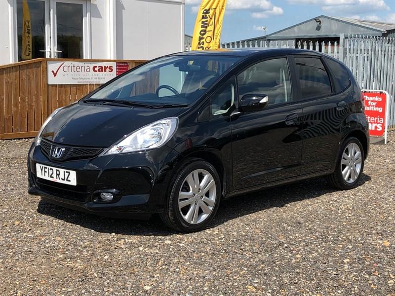 used Honda Jazz I-VTEC EX used cars Ely, Cambridge in cambridgeshire-for-sale
