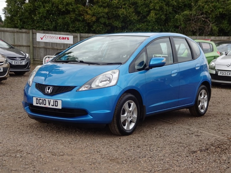 used Honda Jazz I-VTEC ES in cambridgeshire-for-sale
