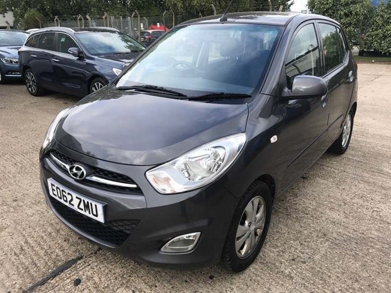 used Hyundai i10 ACTIVE in cambridgeshire-for-sale