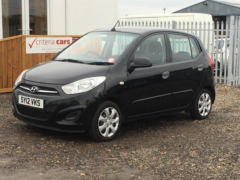 used Hyundai i10 CLASSIC in cambridgeshire-for-sale