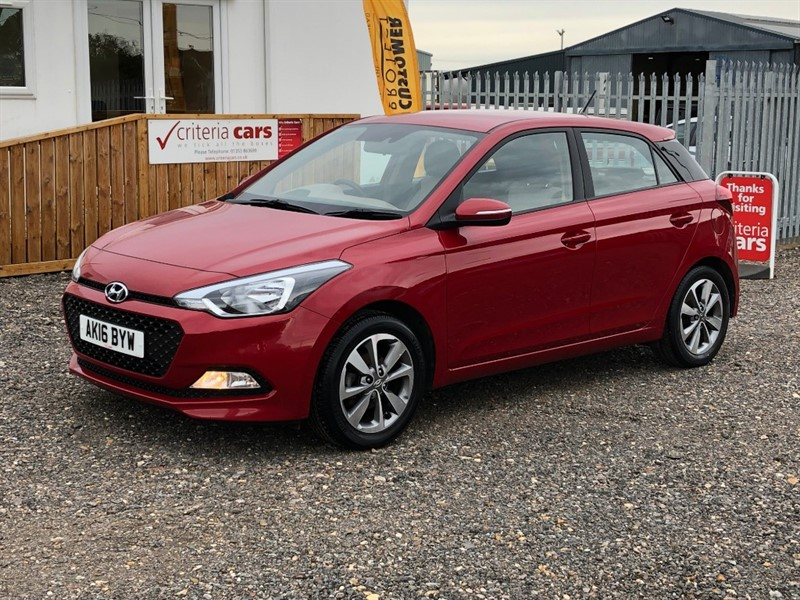 used Hyundai i20 MPI SE used cars Ely, Cambridge in cambridgeshire-for-sale