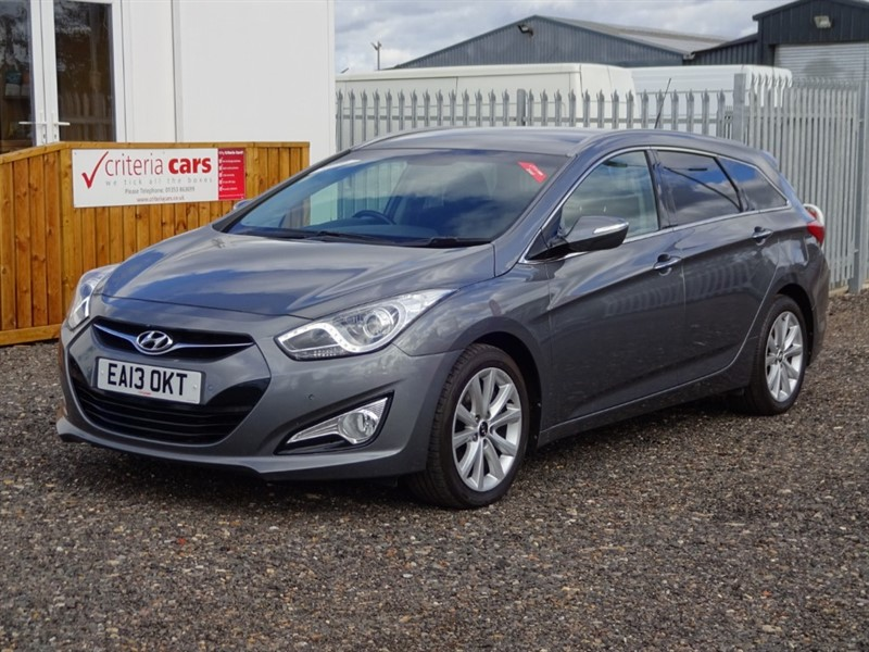 used Hyundai i40 CRDI STYLE in cambridgeshire-for-sale