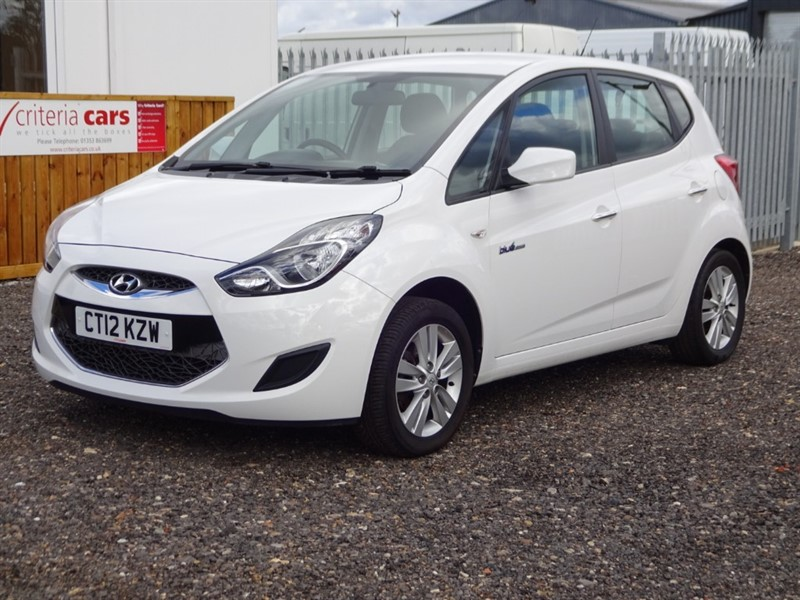 used Hyundai ix20 ACTIVE in cambridgeshire-for-sale