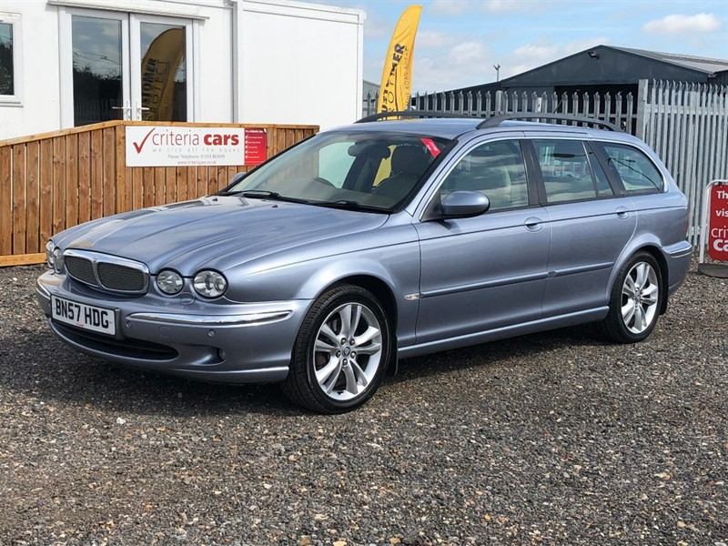 used Jaguar X-Type SOVEREIGN in cambridgeshire-for-sale