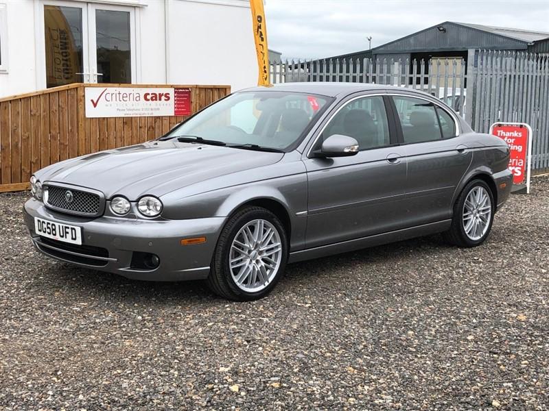 used Jaguar X-Type SE in cambridgeshire-for-sale