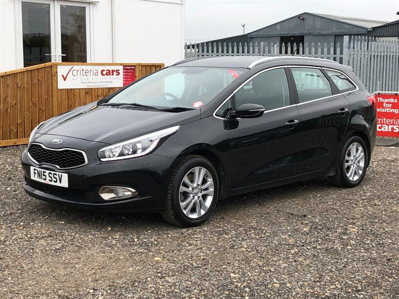 used Kia Ceed CRDI 2 ECODYNAMICS in cambridgeshire-for-sale