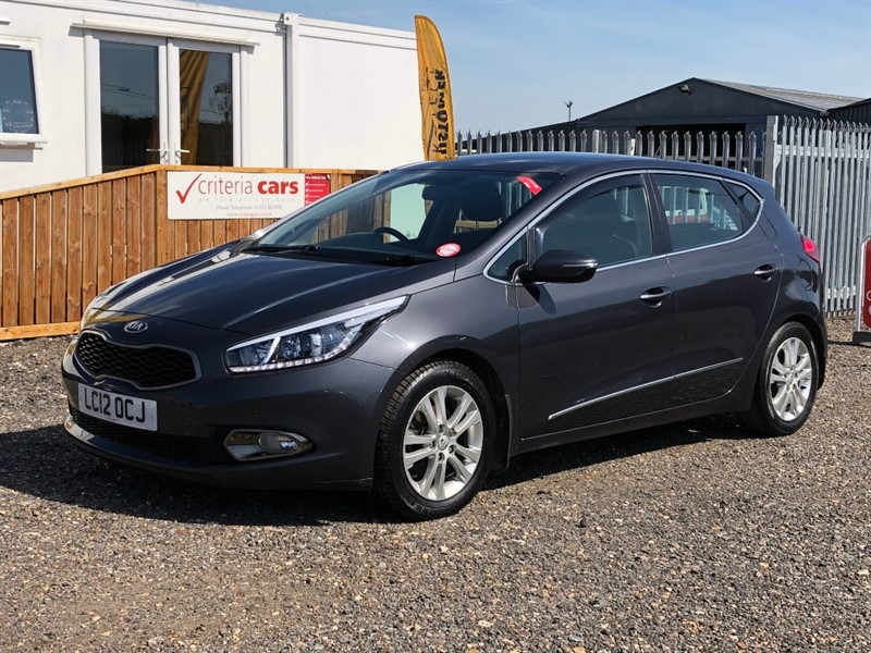 used Kia Ceed CRDI 2 ECODYNAMICS used cars Ely, Cambridge in cambridgeshire-for-sale