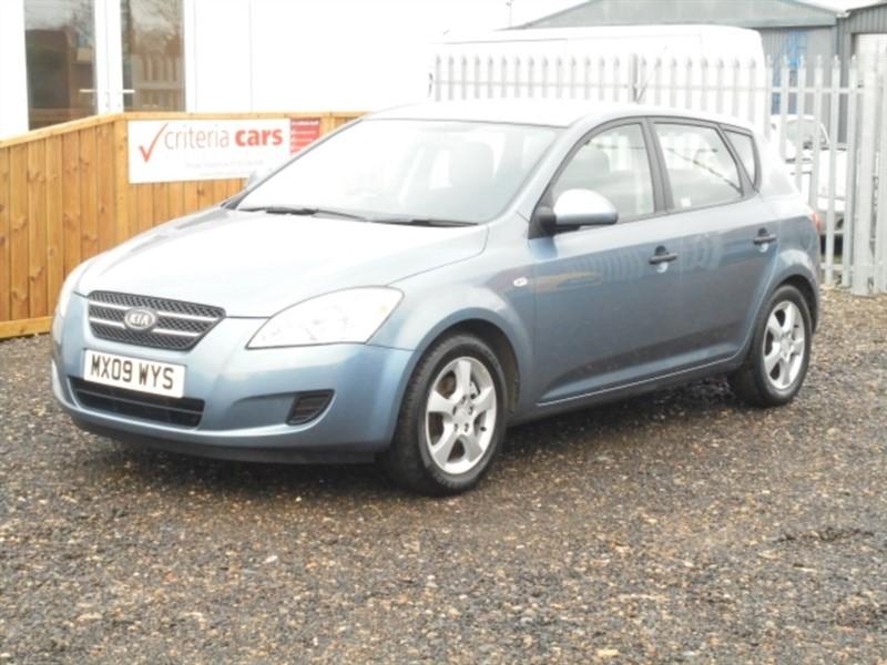 used Kia Ceed SR in cambridgeshire-for-sale