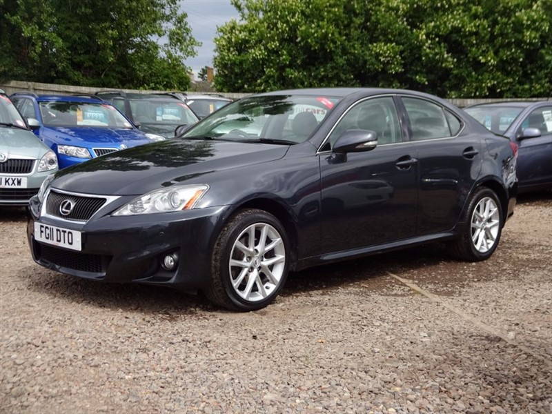 used Lexus IS 200d ADVANCE in cambridgeshire-for-sale