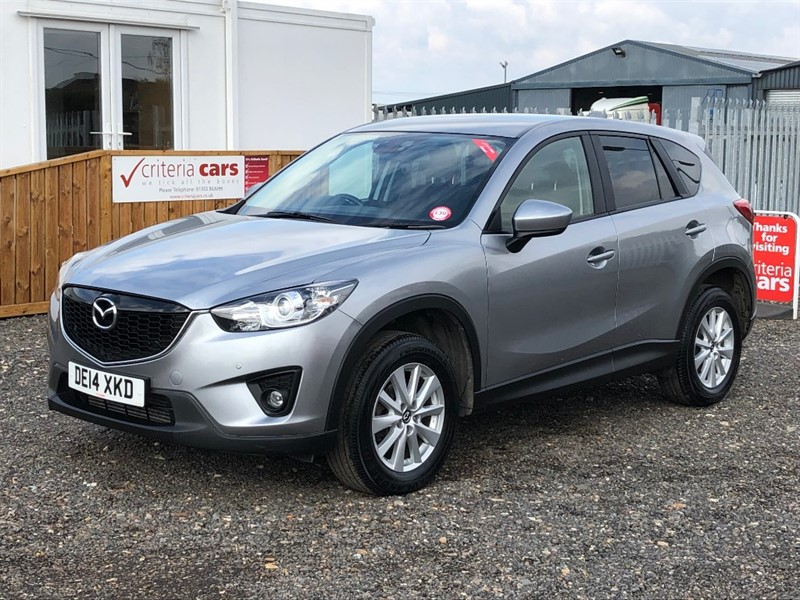 used Mazda CX-5 D SE-L NAV Used cars Ely, Cambridge in cambridgeshire-for-sale