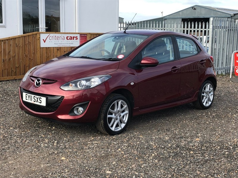 used Mazda Mazda2 TAKUYA in cambridgeshire-for-sale