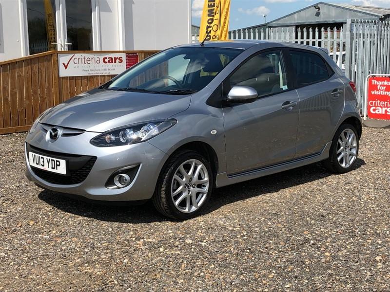 used Mazda Mazda2 SPORT in cambridgeshire-for-sale