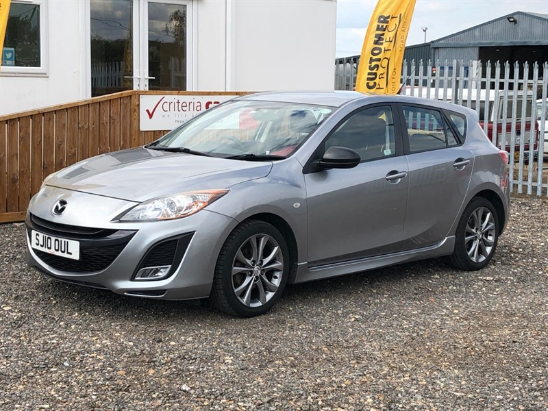 used Mazda Mazda3 TAMURA in cambridgeshire-for-sale