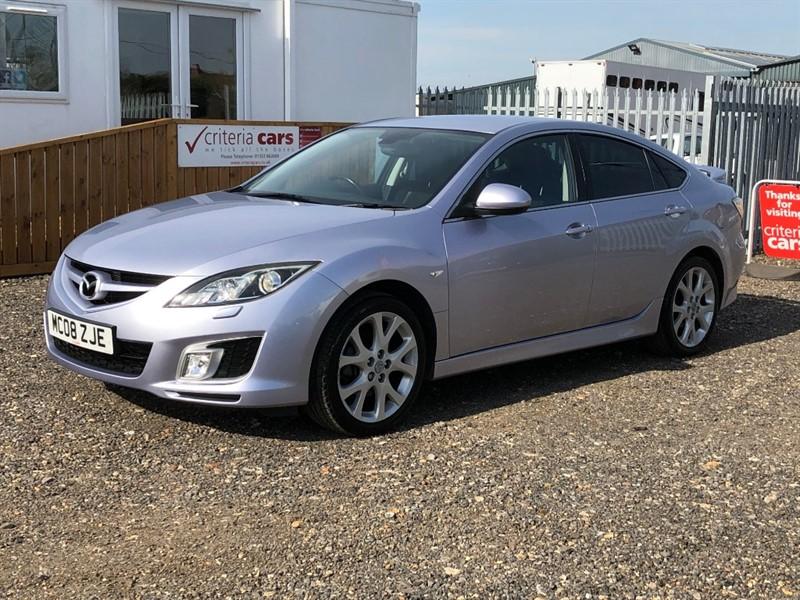 used Mazda Mazda6 SPORT in cambridgeshire-for-sale