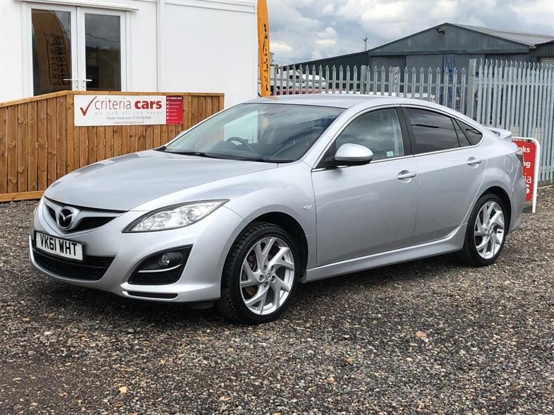 used Mazda Mazda6 TAKUYA in cambridgeshire-for-sale