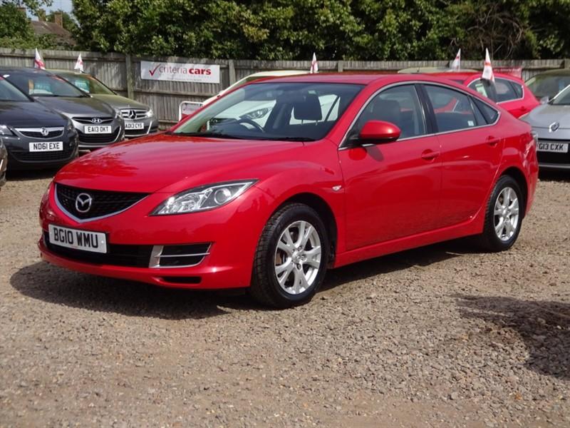 used Mazda Mazda6 TS in cambridgeshire-for-sale